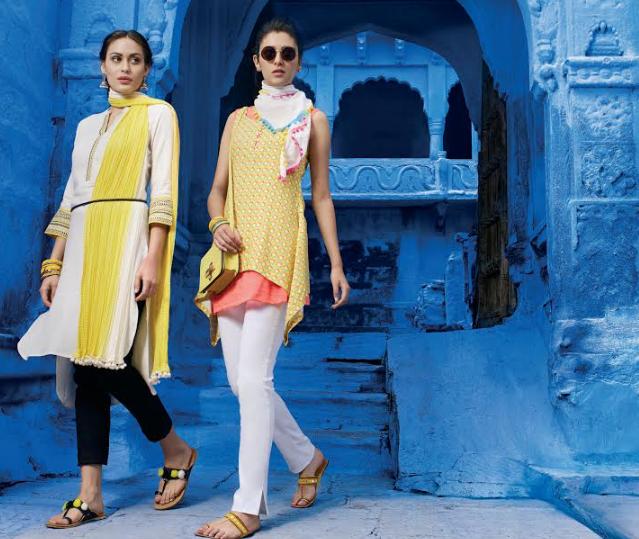 Rangriti make its way in Haryana with its exclusive store in Gurugram.