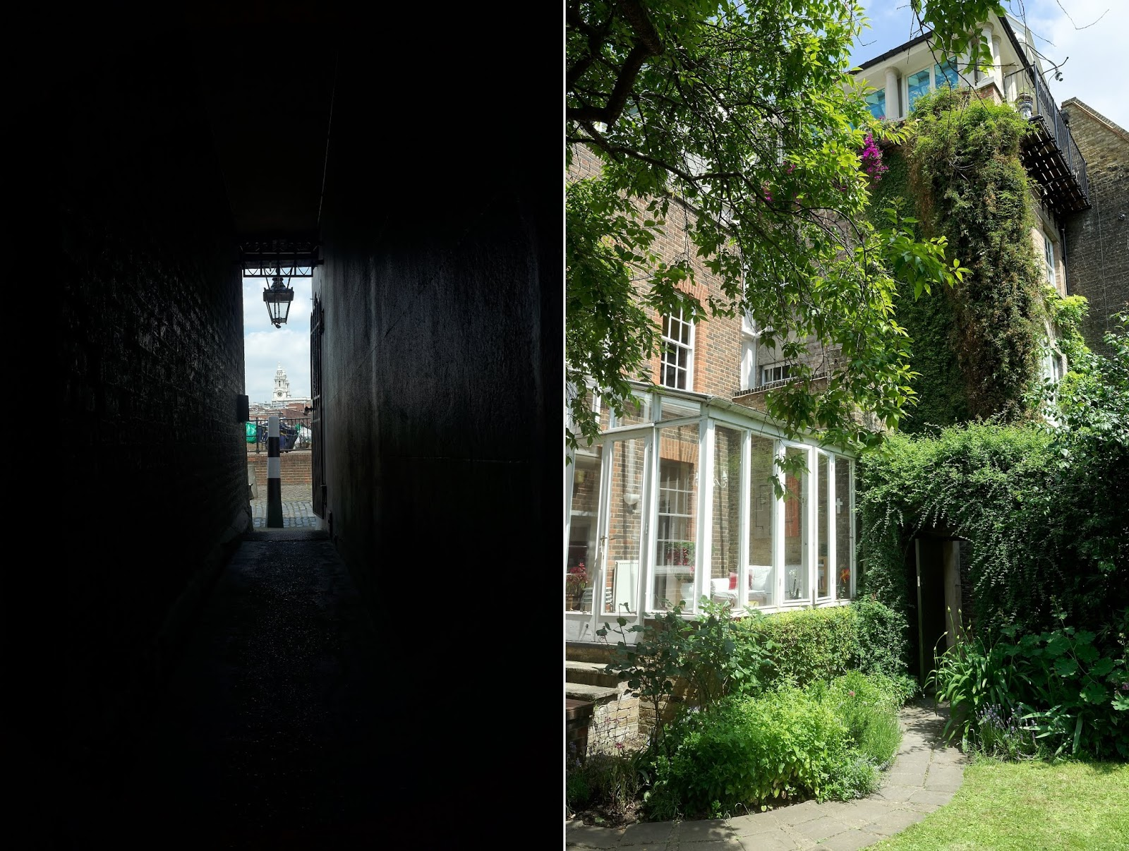 Open Garden Squares London - The Deanery