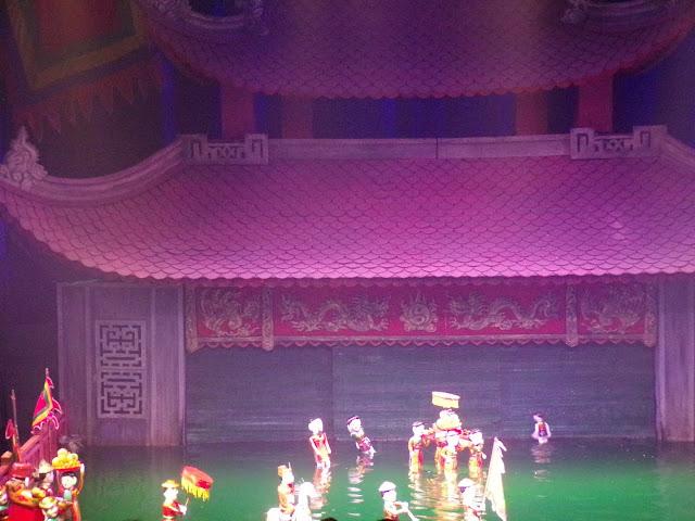 teatro marionetas agua hanoi