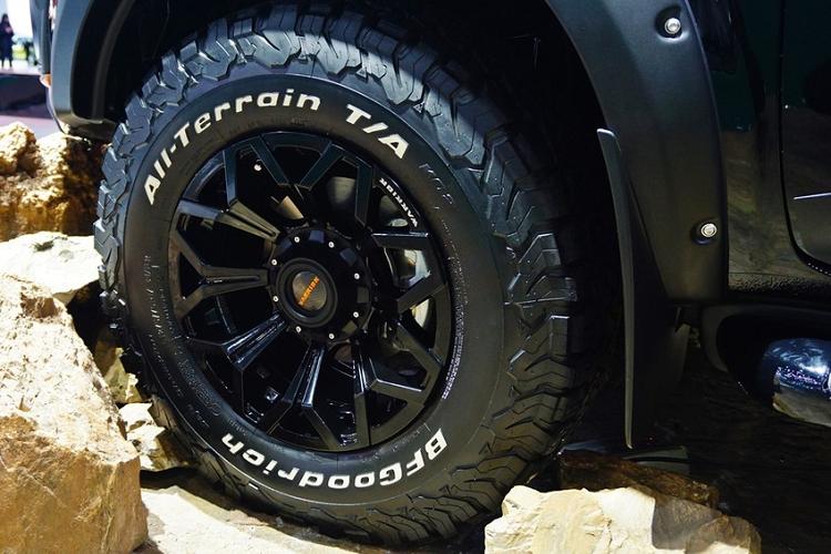 Nissan Navara N-Trek Warrior 2020 khởi điểm từ 695 triệu đồng
