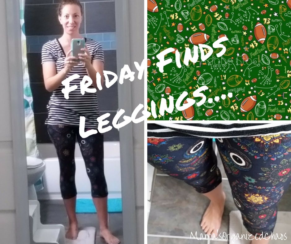 Friday Finds: Leggings Without Pressure Sales!?!? - Mama's