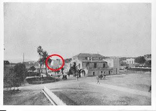 Torre carlista principal en 1927