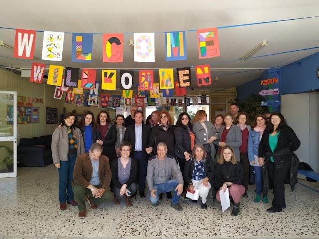 Στο Ναύπλιο 5 μαθητές και 4 εκπαιδευτικοί του 1ου Γυμνασίου Κέρκυρας