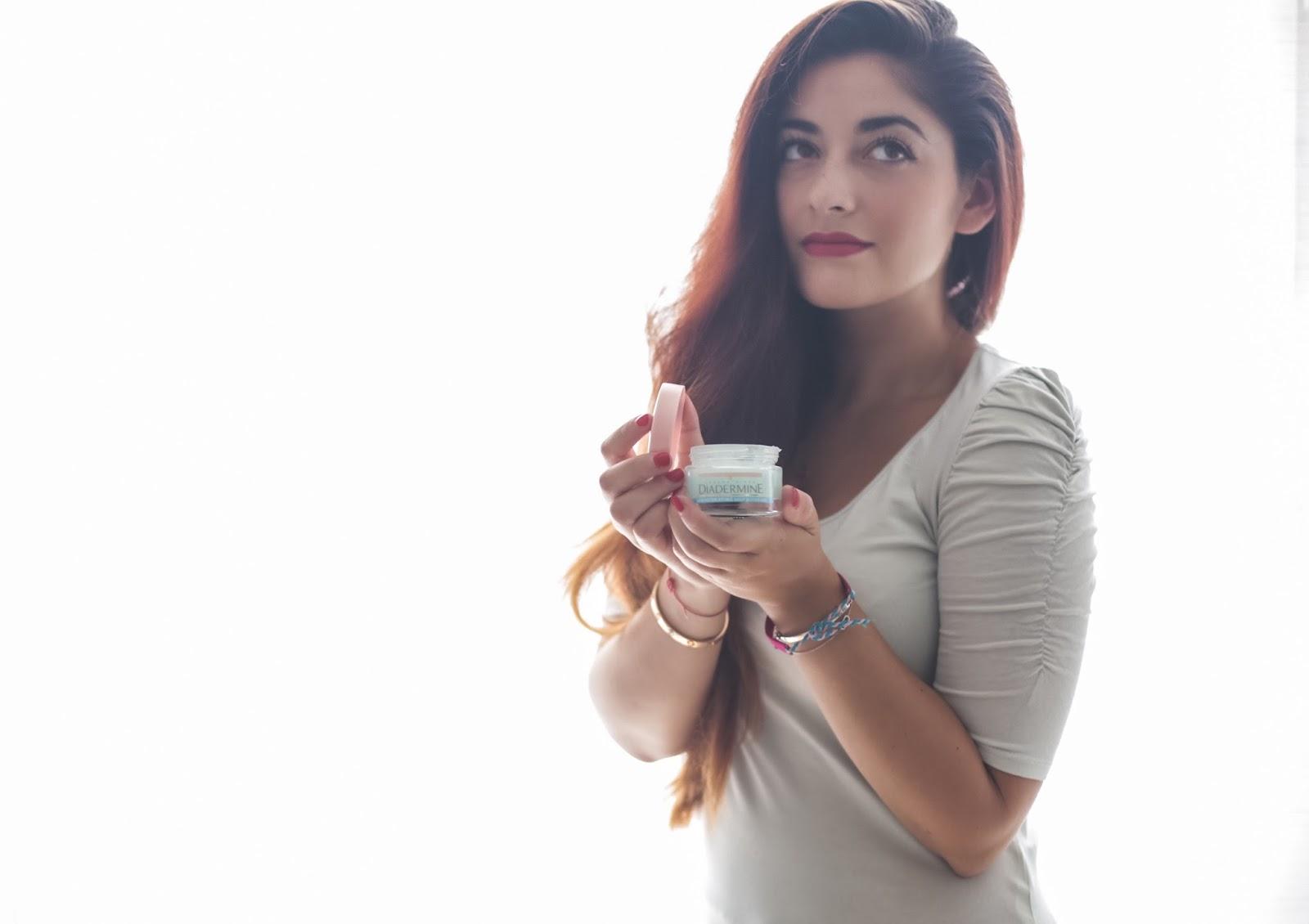 Gel Crème Hydratant 48h Diadermine