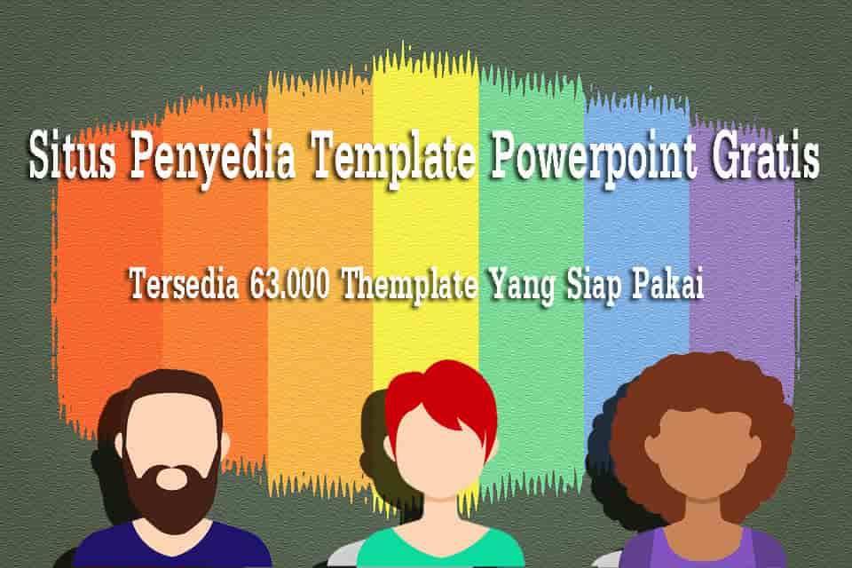 web penyedia template ppt gratis