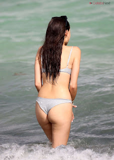 Madison  Ultra   Teenage Beauty in Half cup Bikini top and Tight Thong  Lips Visible WOW    CEleBrity.co Exclusive 008