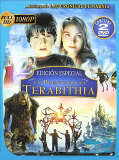 El mundo mágico de Terabithia (2007) HD [1080p] Latino [GoogleDrive] SilvestreHD