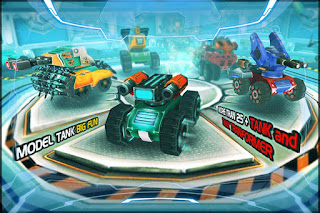 Racing Tank 2 V1.2.2 MOD Apk ( Unlimited Money )