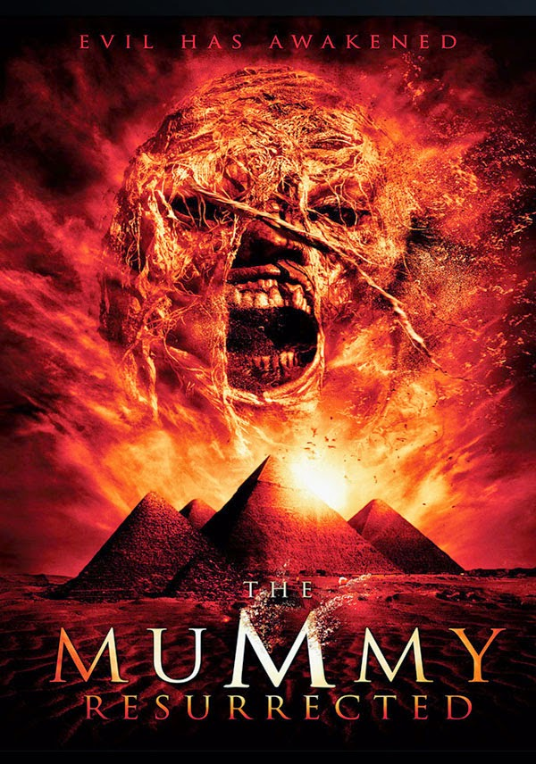 The Mummy Resurrected (2014) DVDRip