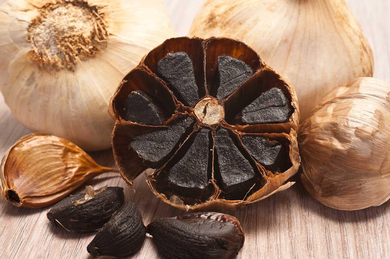 Ail noir, un condiment à nombreuses vertus pour la santé