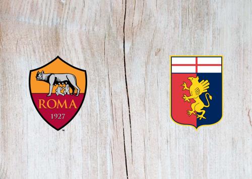 Roma vs Genoa -Highlights 07 March 2021