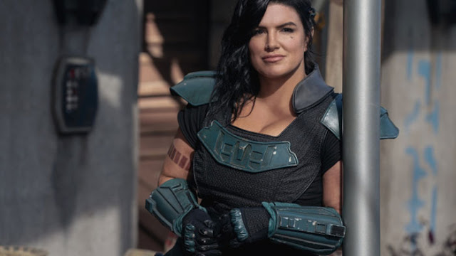 """The Mandalorian star, Gina Carano dropped from """"Star Wars"""" after """"Abhorrent"""" Social Media Posts: eAskme"""