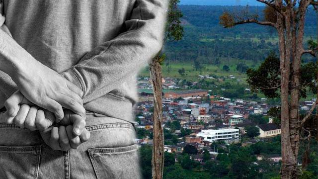 hoyennoticia.com, Detenido violador de una niña de 7 años en Putumayo