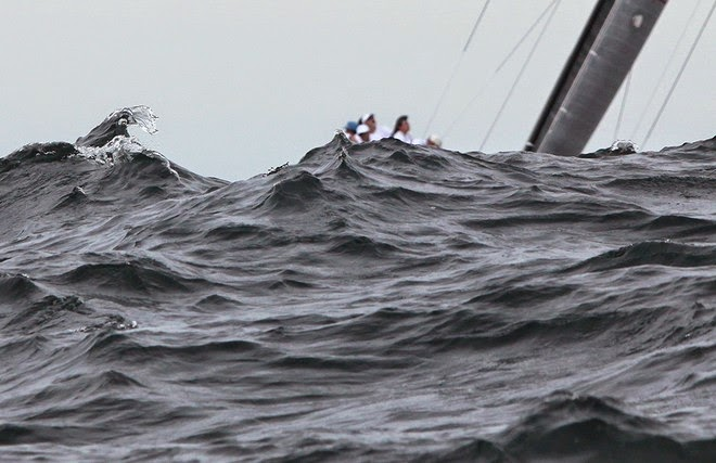 Shhh -Yacht racing is expensive & dangerous, reporter banned