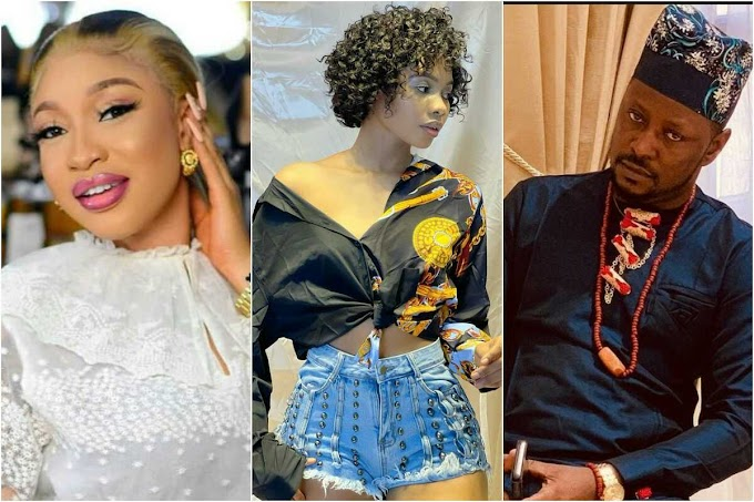 S3x Tape: It is a taboo where I come from to sleep with a married Isoko lady who will pay the ultimate price - Prince Kpokpogri defends friendship with Jane Mena after Tonto Dikeh's 'alert'