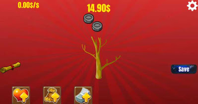 Tree Tap Money Game