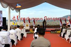 Impounding Bendungan Gongseng Bojonegoro