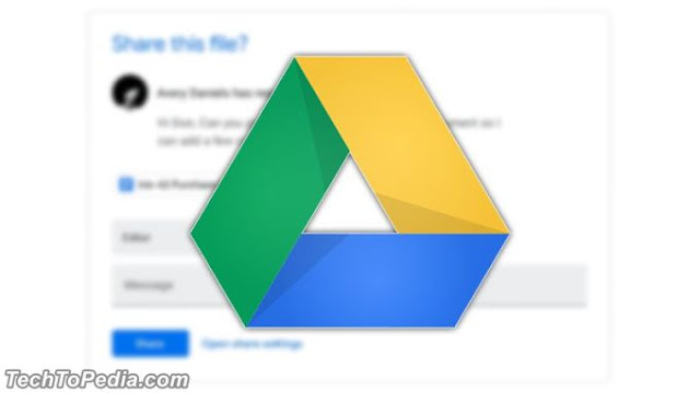 Google Grant Access to Google Drive Files Directly From Gmail