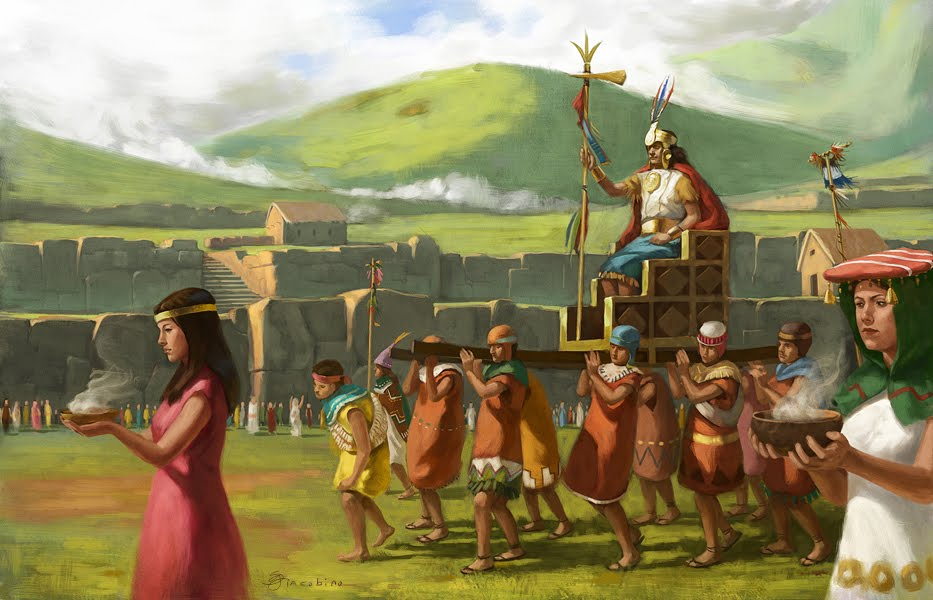 Inti Raymi festival - Old times Sun festival