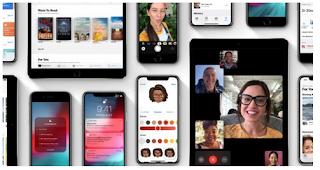 iOS 12 Diumumkan, Berikut Ini Fitur Utama yang ada di iOS 12