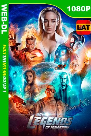 Legends of Tomorrow (Serie de TV) Temporada 3 (2018) Latino HD WEB-DL 1080P ()