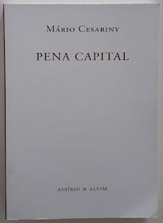 Pena Capital, de Mário Cesariny