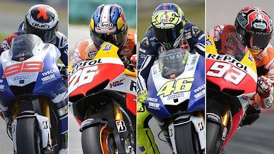 Daftar Lengkap Pembalap MotoGP 2013, Siapa yang Akan Juara?