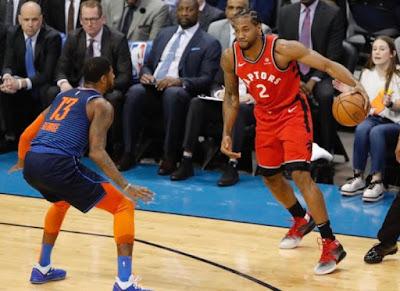 NBAde deprem - Los Angeles Clippers - Kawhi Leonard - Paul George