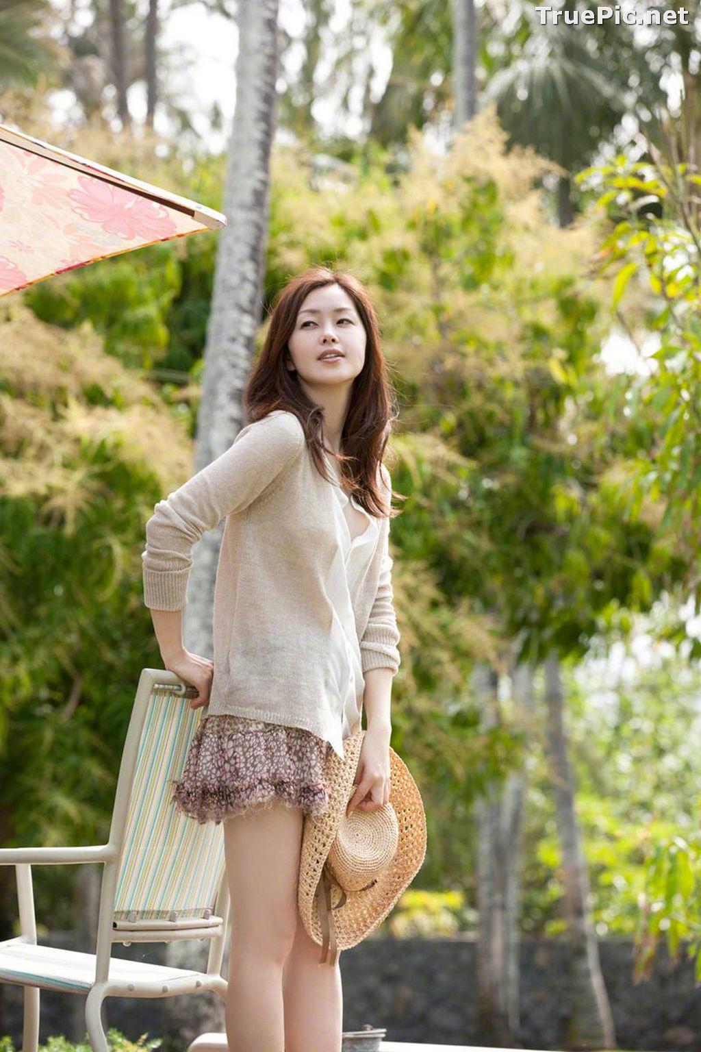 Image Wanibooks No.138 – Japanese Actress and Model – Yuko Fueki - TruePic.net - Picture-1