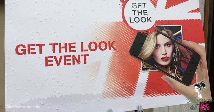 Rimmel Get the Look Event e i nuovi Royal Blush, Fresher Skin e Scandaleyes Reloaded