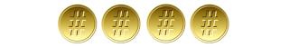 4 de 5 medalhas #tas