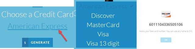 credit-card-generator