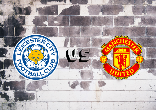 Leicester City vs Manchester United  Resumen y Partido Completo