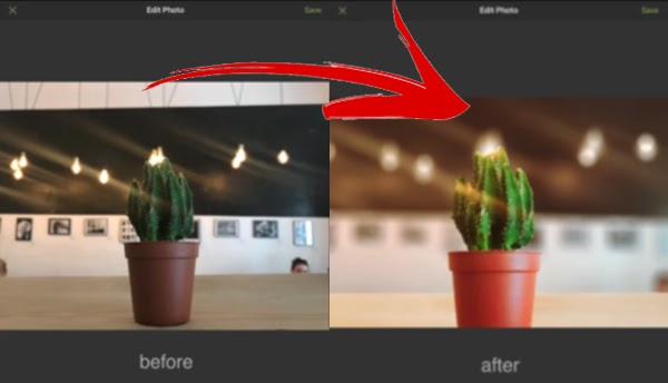 تحميل تطبيق  TADAA , تطبيق عزل عناصر من الصور , تطبيق تغبيش على الصور , تطبيق طمس على الصور