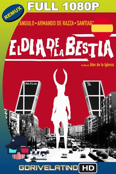 El Día de la Bestia (1995) BDRemux 1080p Castellano MKV