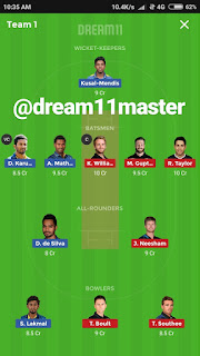 SriLanka vs NewZealand 3rd Match ICC WorldCup Cardiff | Dream11 SL vs NZ Depth Analysis