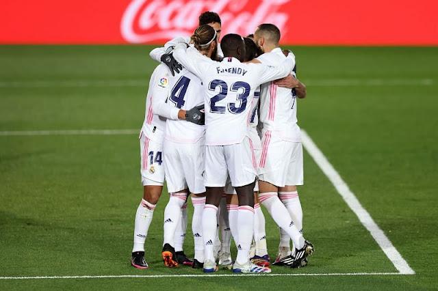 موعد مباراة ريال مدريد وإيبار في الدوري الإسباني والقناة الناقلة