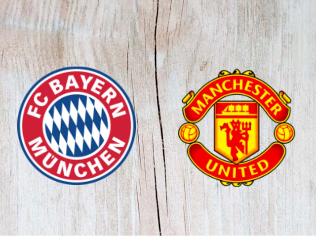 Bayern München vs Manchester United Full Match & Highlights - 05 August 2018
