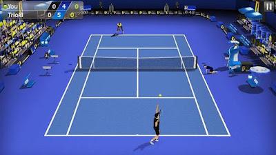 شرح وتحميل لعبة تنس ثلاثية الابعاد Tennis 3D للاندرويد والايفون 2020