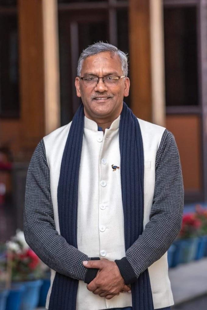 भर्तियों पर रोक नहीं नये पद नहीं होंगे सृजन-सीएम त्रिवेन्द्र सिंह रावत