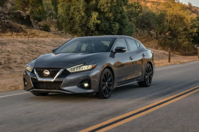 Nissan Maxima SR - five things you need to know about NM SR 2019