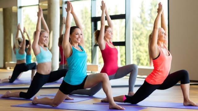 Cảm nhận cơ thể mình để biết được sức bền khi tập yoga.