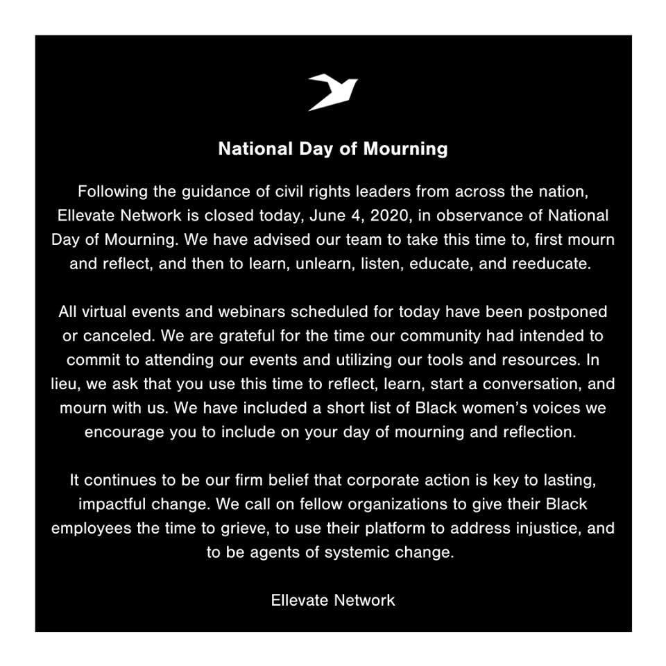 National Day of Mourning Wishes Awesome Picture