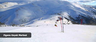 Zigana Kayak Merkezi – Gümüşhane