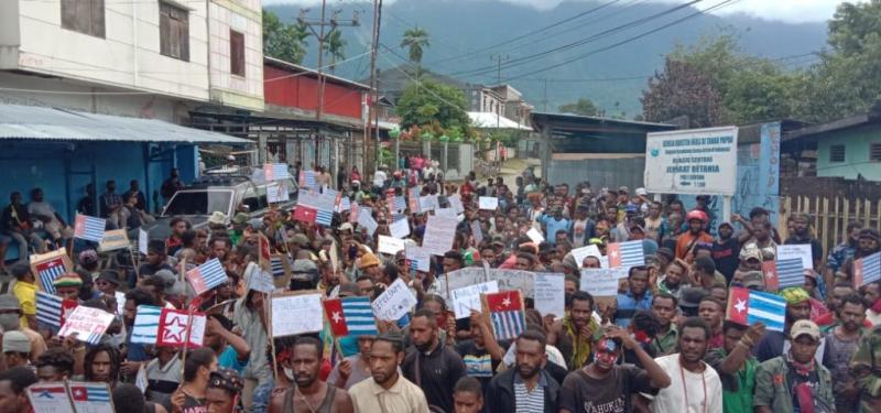 Tak Selesaikan Masalah, Penangkapan Demonstran Papua Malah Buat Rumit!