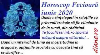Horoscop iunie 2020 Fecioară