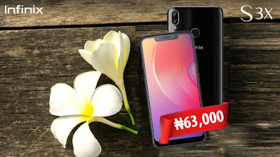 Infinix Hot S3X Price