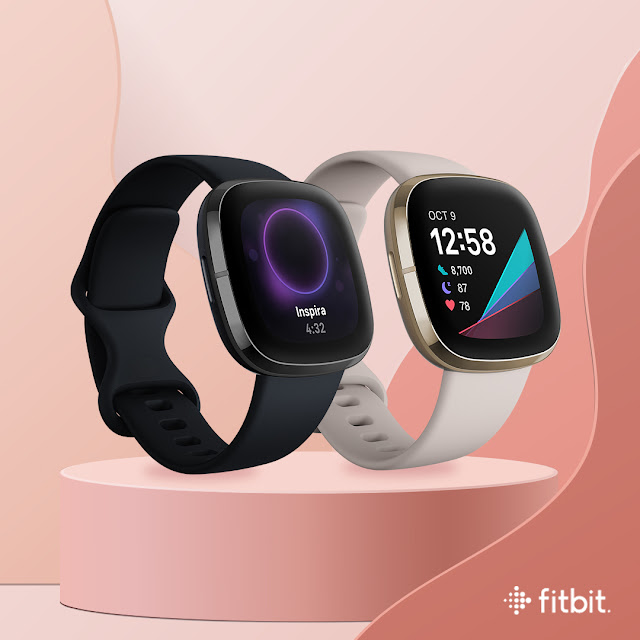 No le des vueltas y consiente a mamá con un Fitbit para monitorear su salud y bienestar
