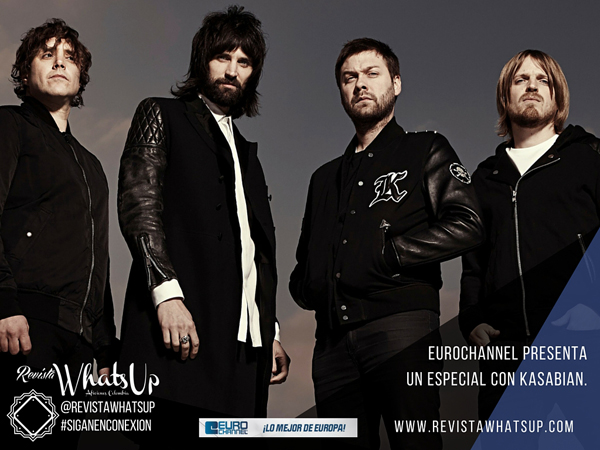 Eurochannel-especial-Kasabian