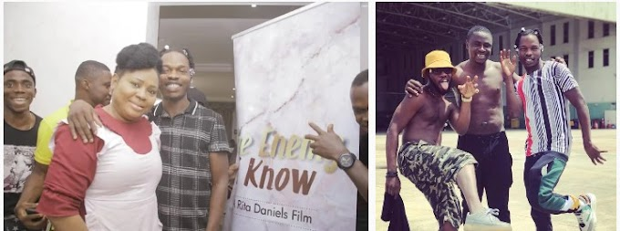 Naria Marley Announces Featuring in Nollywood Movie.